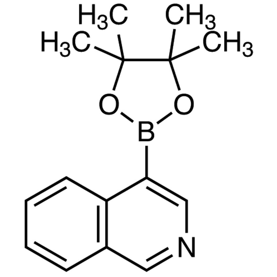 4-(4,4,5,5-Tetramethyl-1,3,2-dioxaborolan-2-yl)isoquinoline