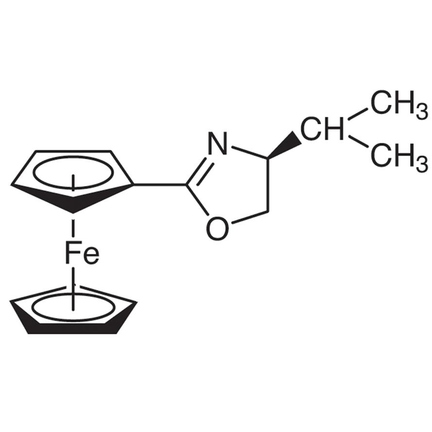 (S)-(4-Isopropyloxazolin-2-yl)ferrocene