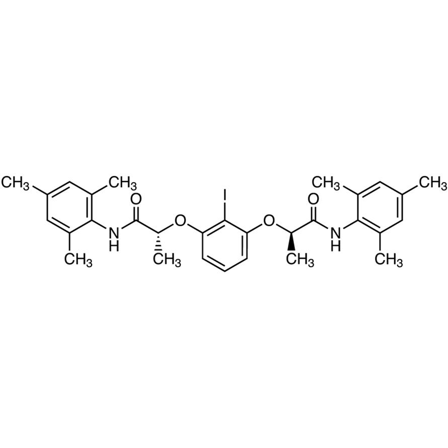 (R,R)-2-Iodo-1,3-bis[1-(mesitylcarbamoyl)ethoxy]benzene