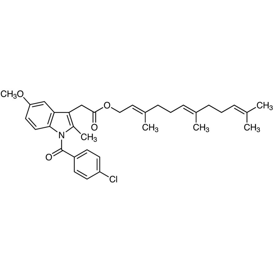 Indometacin Farnesil
