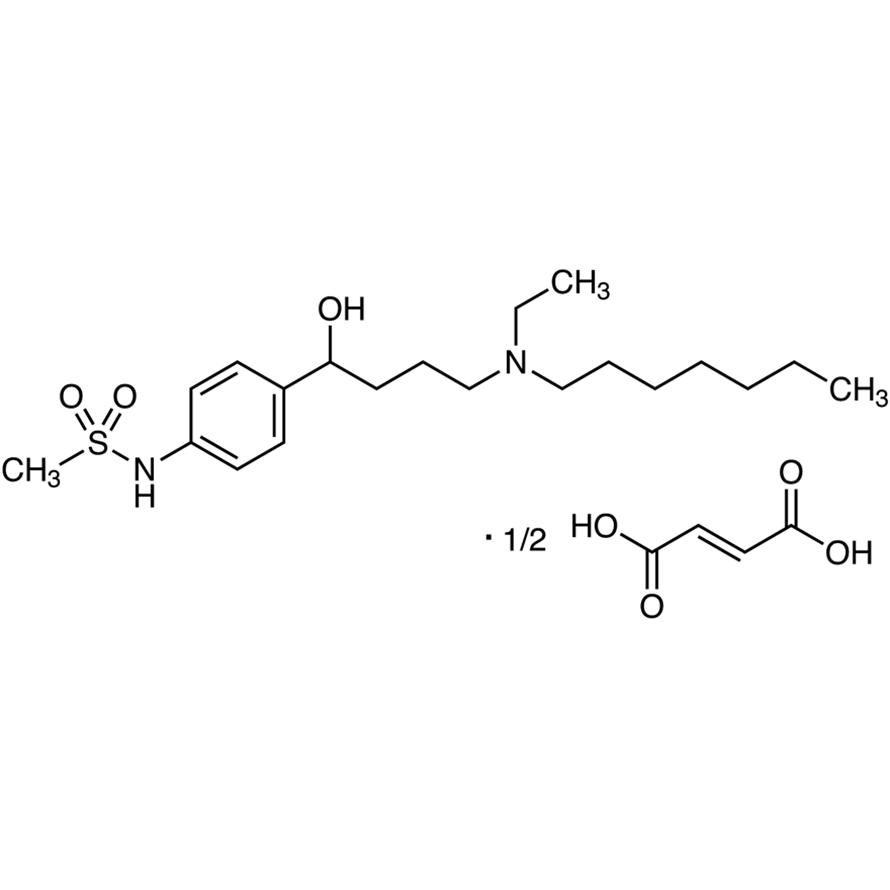 Ibutilide Hemifumarate