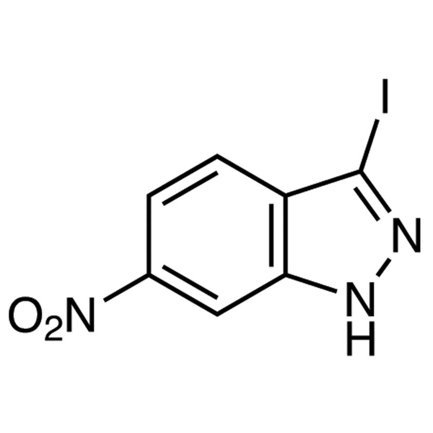 3-Iodo-6-nitroindazole