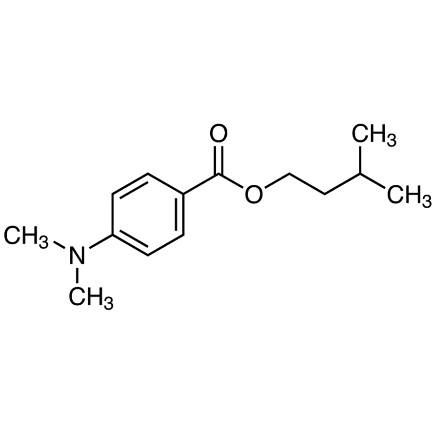 Isoamyl 4-(Dimethylamino)benzoate