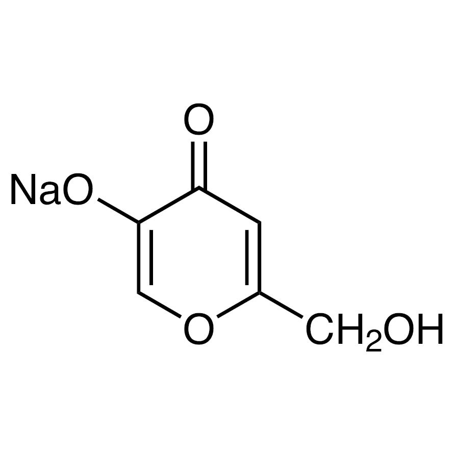 Kojic Acid Sodium Salt Hydrate