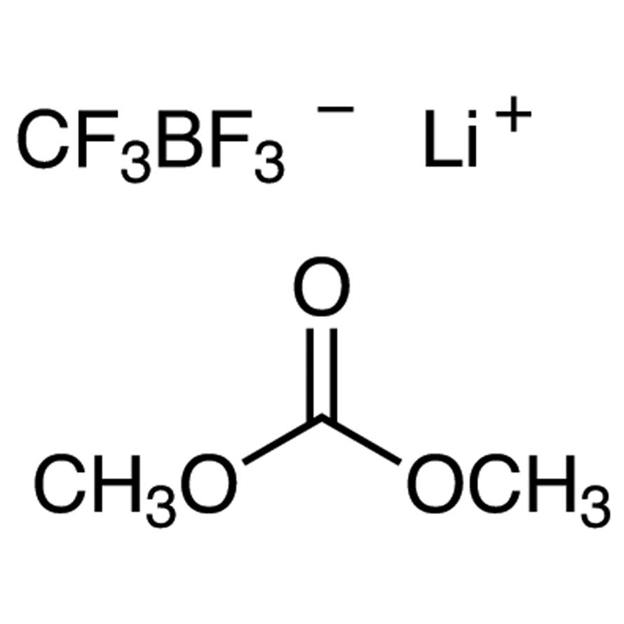 Lithium Trifluoro(trifluoromethyl)borate - Dimethyl Carbonate Complex