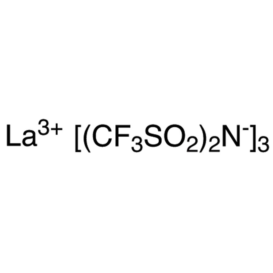 Lanthanum(III) Bis(trifluoromethanesulfonyl)imide