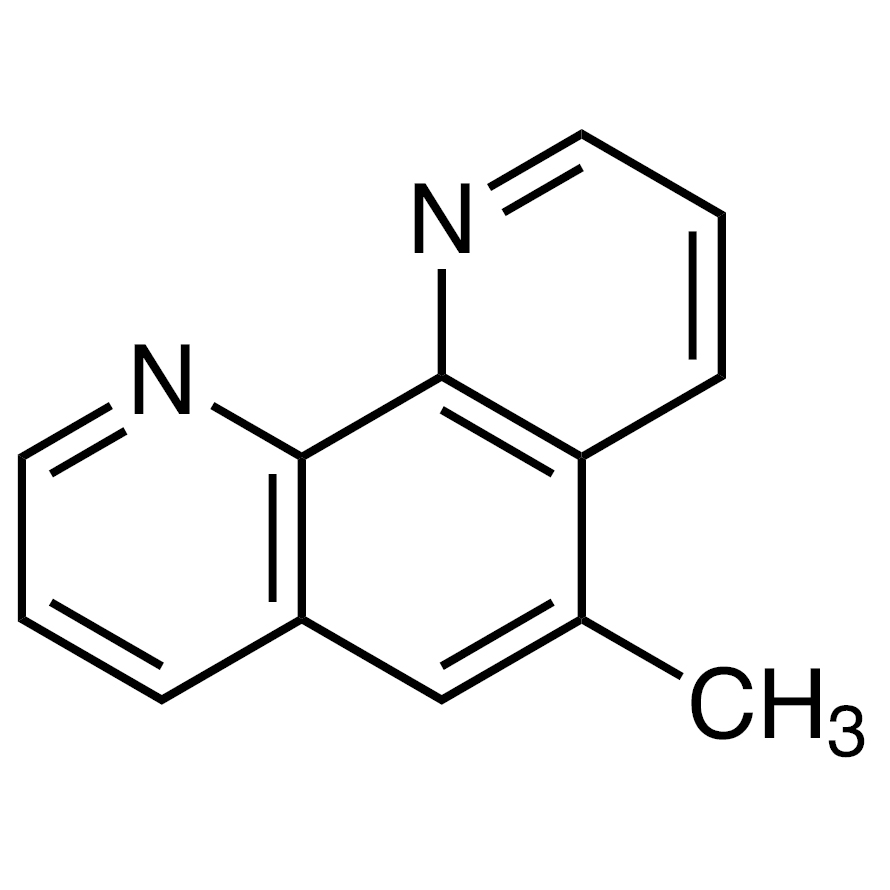 5-Methyl-1,10-phenanthroline Hydrate [for Colorimetric Determination of Iron]