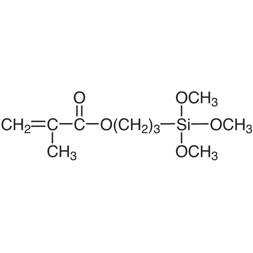 3-(Trimethoxysilyl)propyl Methacrylate (stabilized with BHT)