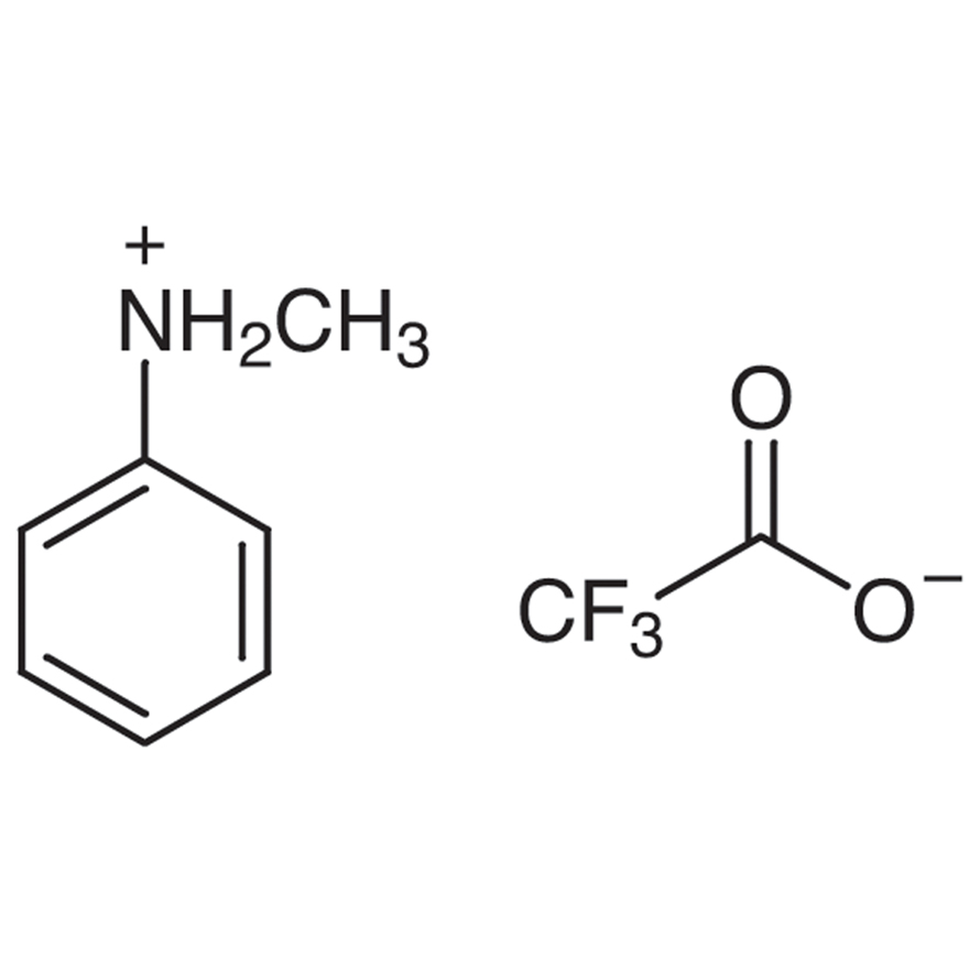 N-Methylanilinium Trifluoroacetate