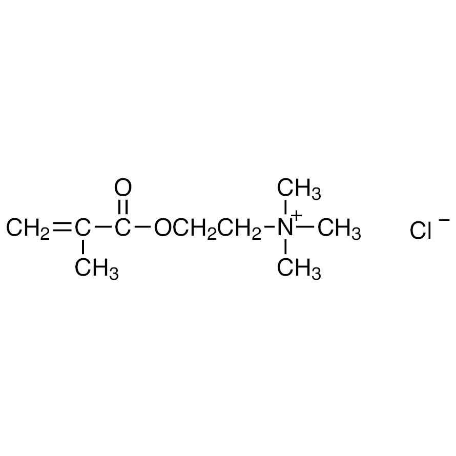 Methacroylcholine Chloride (ca. 80% in Water) (stabilized with MEHQ)