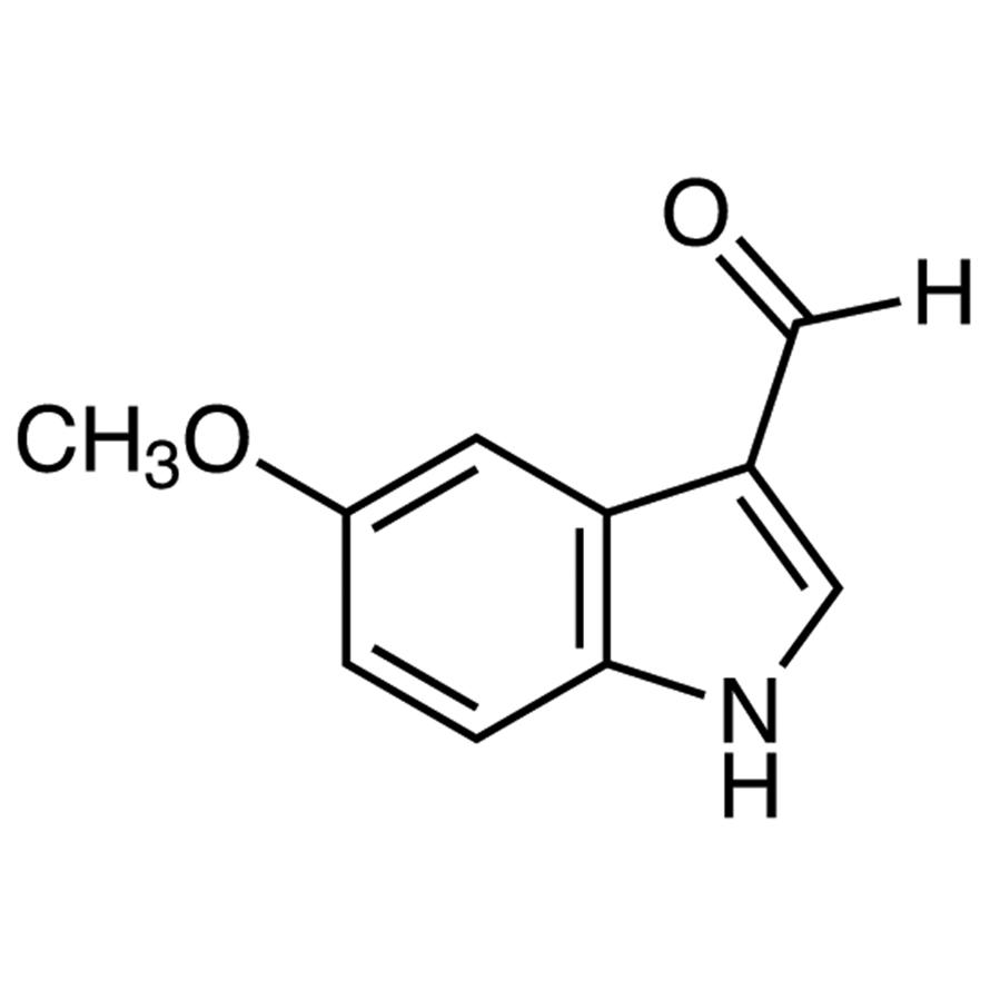 5-Methoxyindole-3-carboxaldehyde