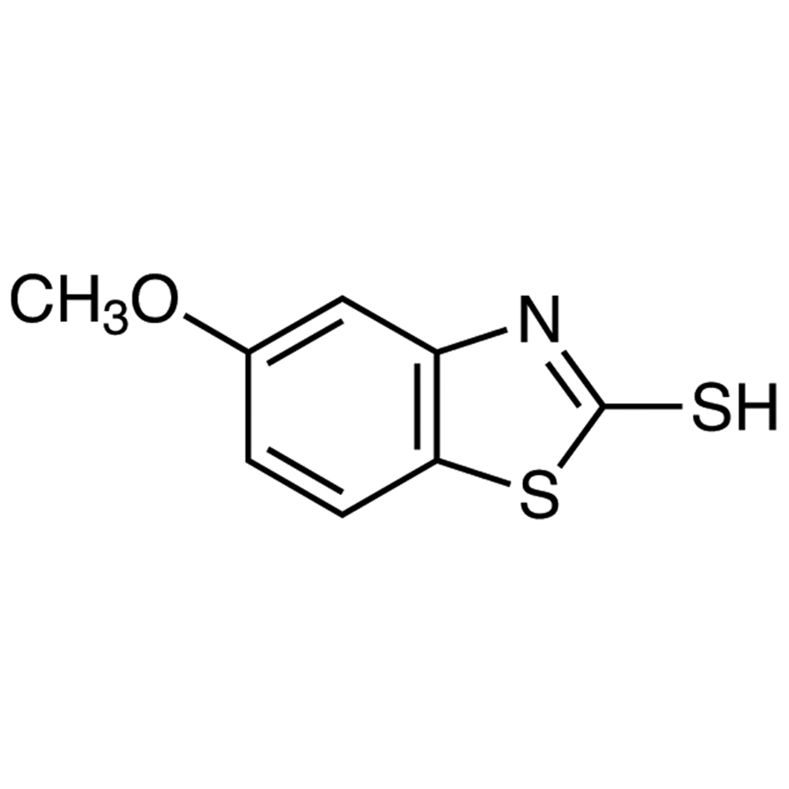 2-Mercapto-5-methoxybenzothiazole