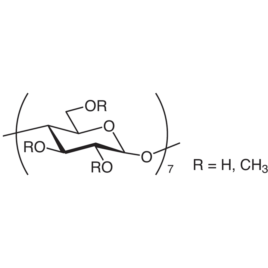 Methyl--cyclodextrin (mixture of several Methylated)