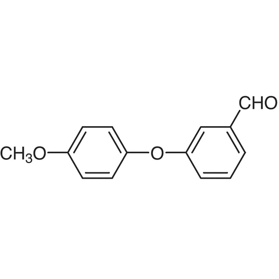 3-(4-Methoxyphenoxy)benzaldehyde