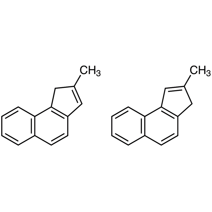 2-Methylbenzo[e]indene (mixture of 1H- and 3H-form)
