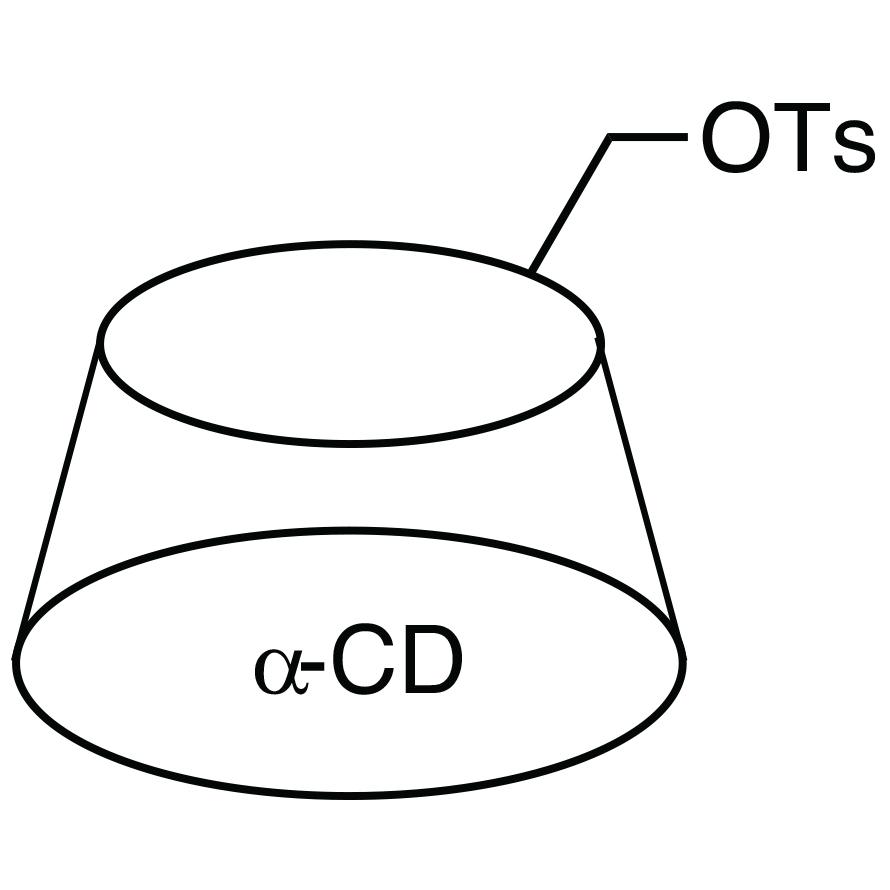 Mono-6-O-(p-toluenesulfonyl)--cyclodextrin