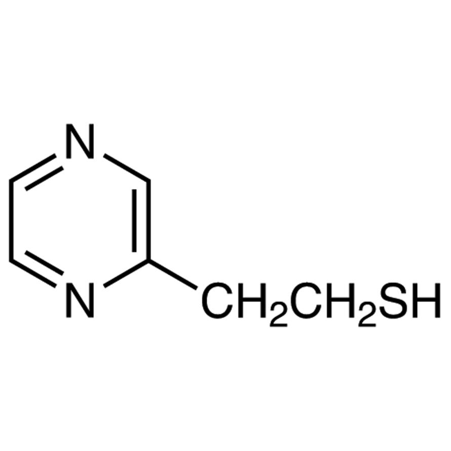 (2-Mercaptoethyl)pyrazine