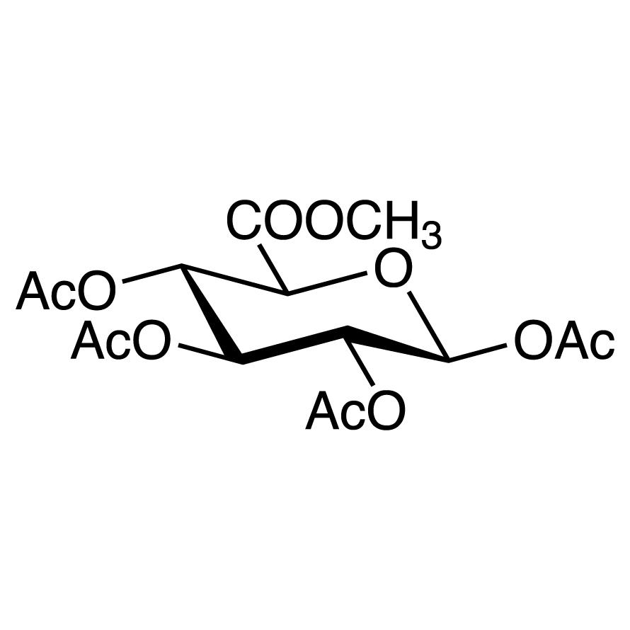 Methyl 1,2,3,4-Tetra-O-acetyl--D-glucuronate