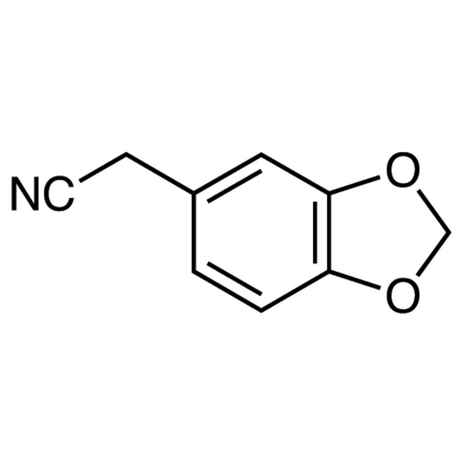 3,4-Methylenedioxyphenylacetonitrile