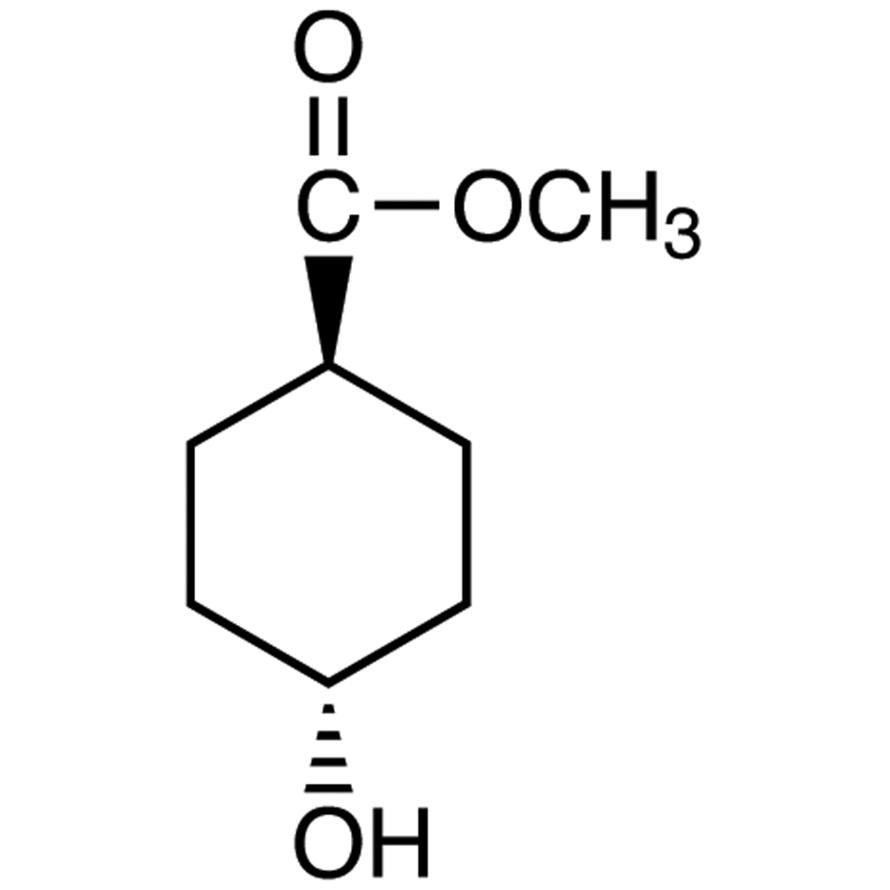 Methyl trans-4-Hydroxycyclohexanecarboxylate