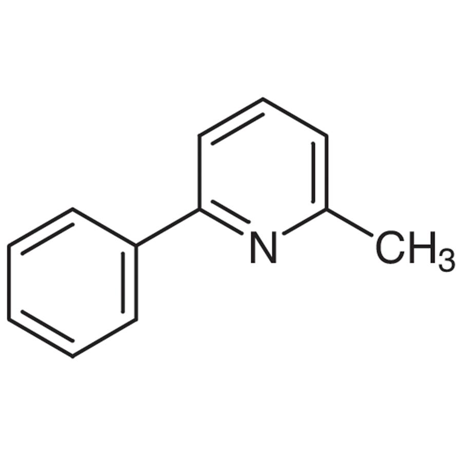 2-Methyl-6-phenylpyridine