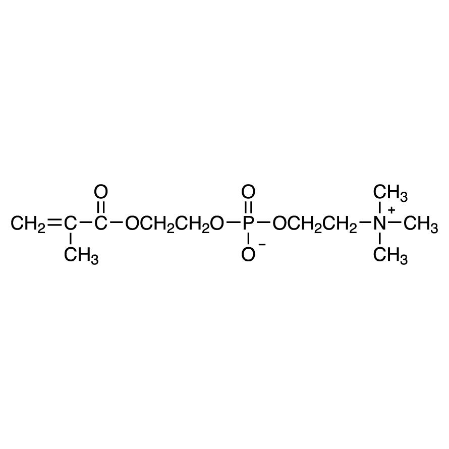2-(Methacryloyloxy)ethyl 2-(Trimethylammonio)ethyl Phosphate