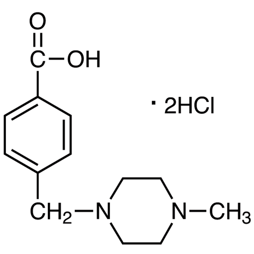 4-[(4-Methyl-1-piperazinyl)methyl]benzoic Acid Dihydrochloride