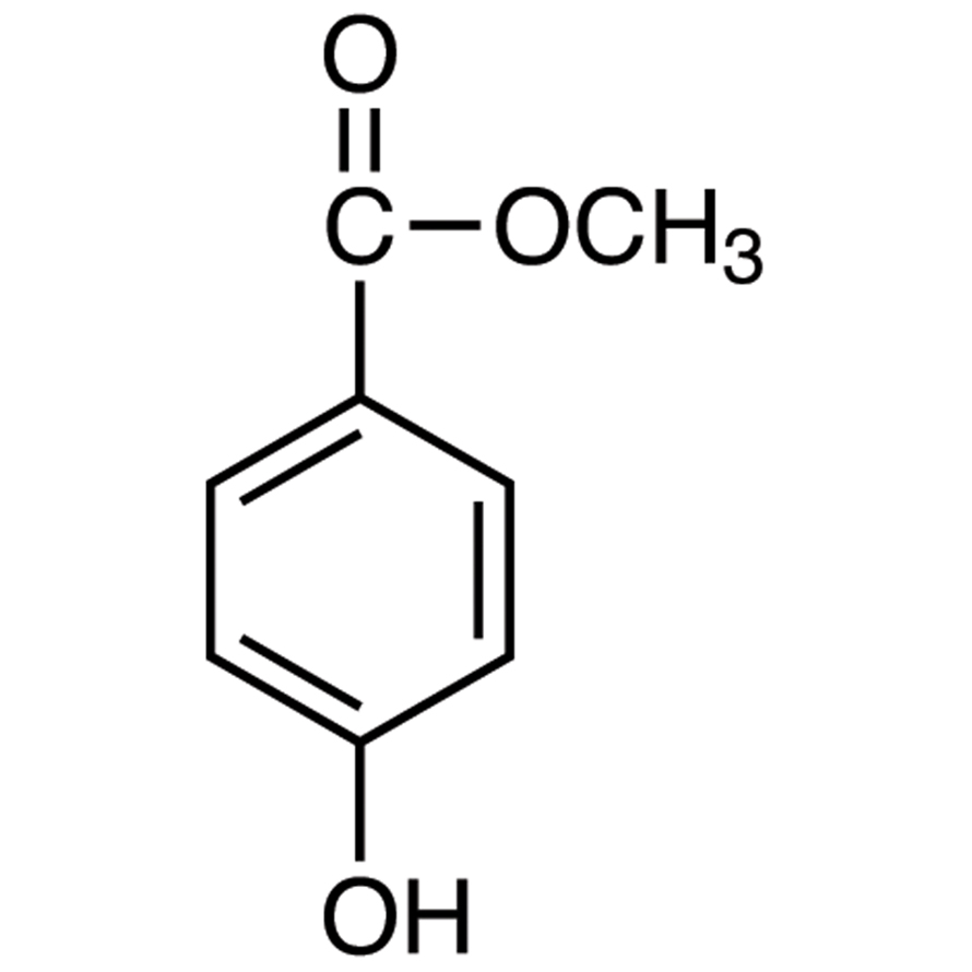 Methyl 4-Hydroxybenzoate [for Biochemical Research]