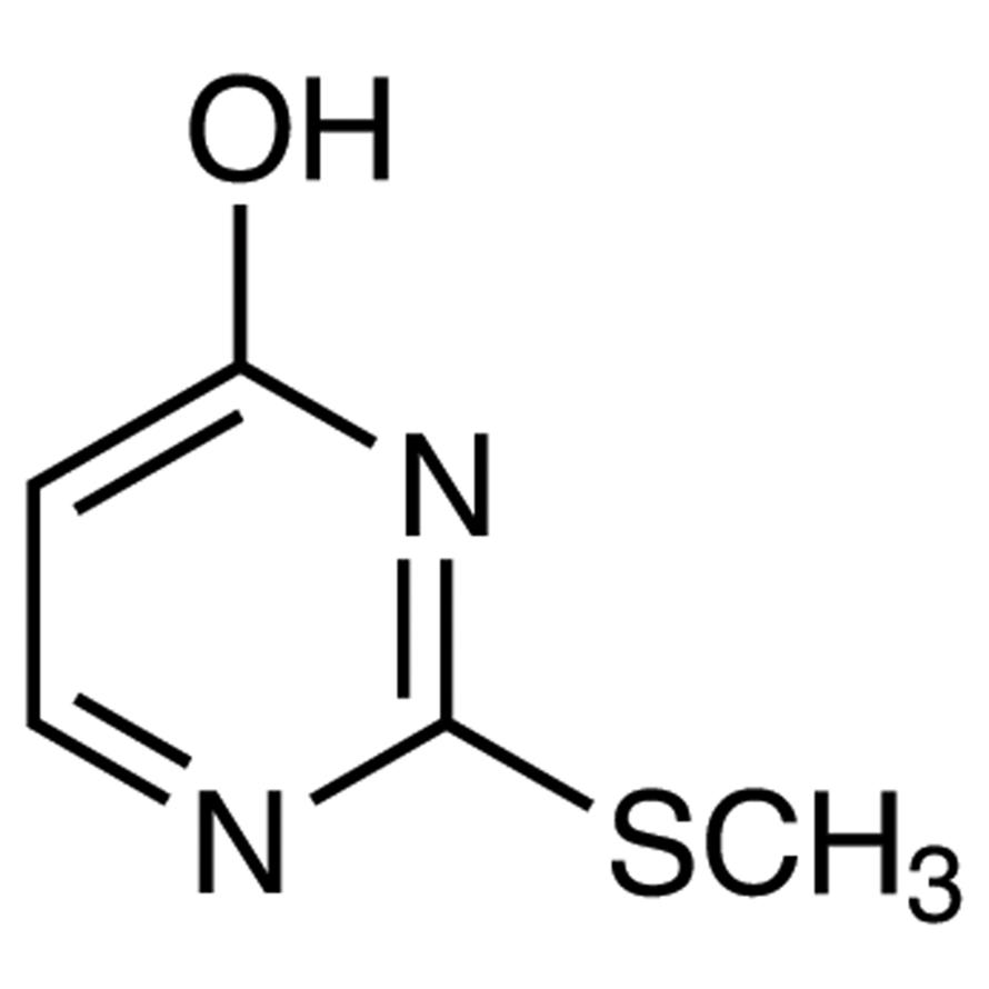 2-Methylthio-4-pyrimidinol