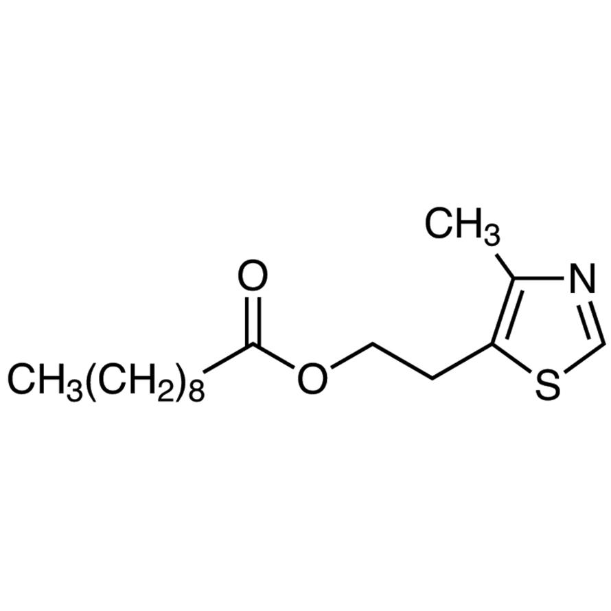 2-(4-Methyl-5-thiazolyl)ethyl Decanoate