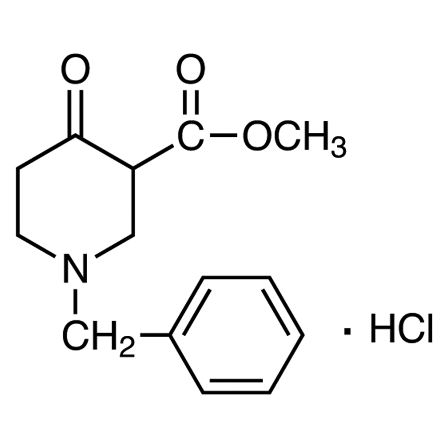 Methyl 1-Benzyl-4-oxo-3-piperidinecarboxylate Hydrochloride