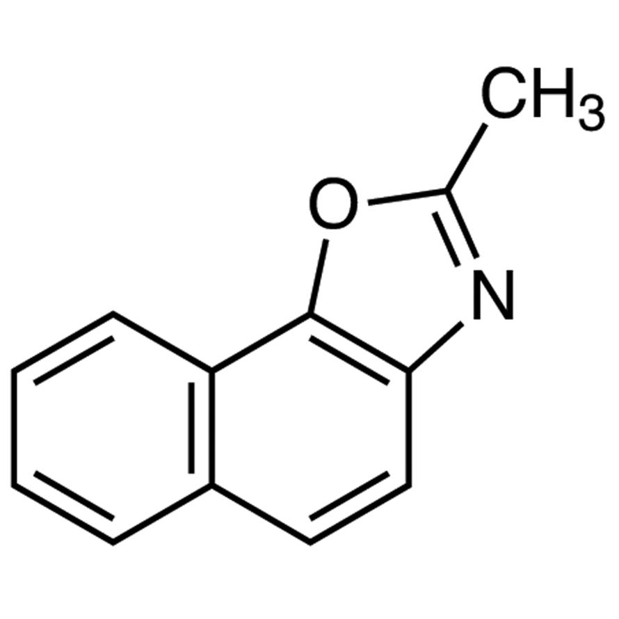 2-Methylnaphth[2,1-d]oxazole