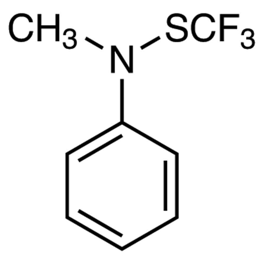 N-Methyl-N-(trifluoromethylthio)aniline