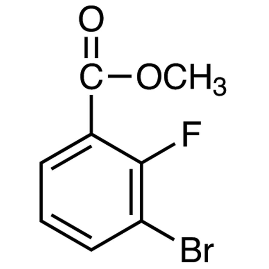Methyl 3-Bromo-2-fluorobenzoate