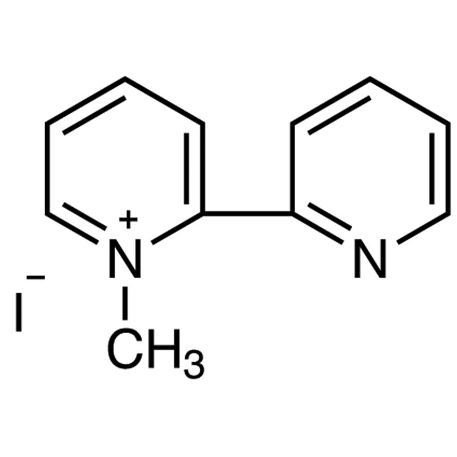 1-Methyl-2-(2-pyridyl)pyridinium Iodide