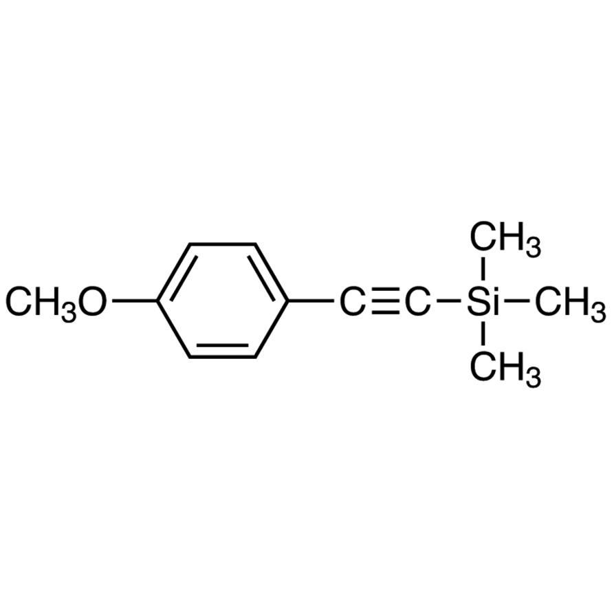 [(4-Methoxyphenyl)ethynyl]trimethylsilane