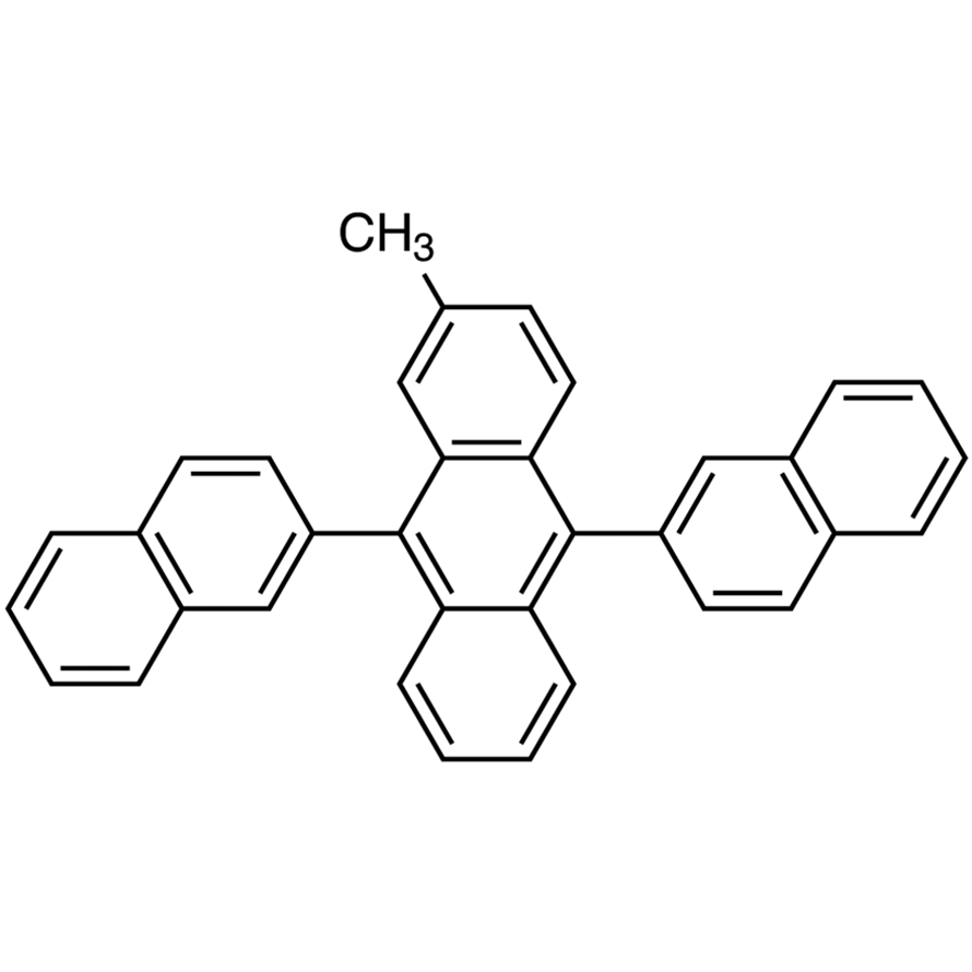 2-Methyl-9,10-di(2-naphthyl)anthracene