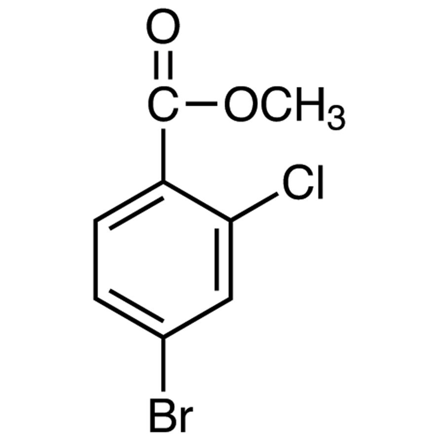 Methyl 4-Bromo-2-chlorobenzoate