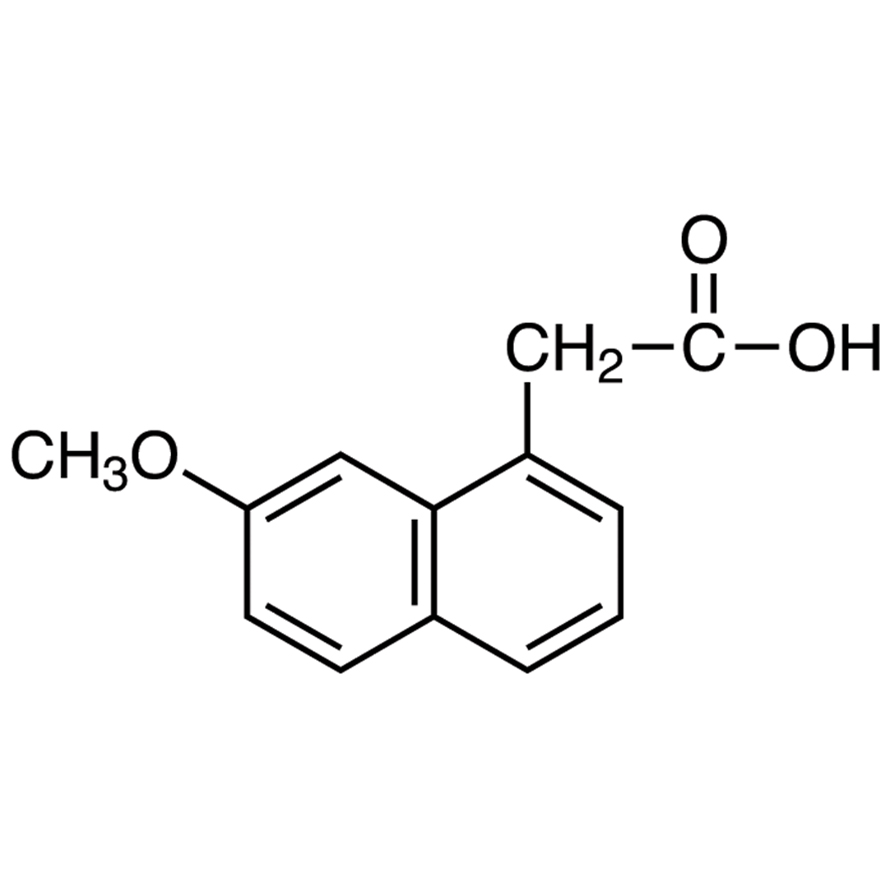 7-Methoxy-1-naphthaleneacetic Acid