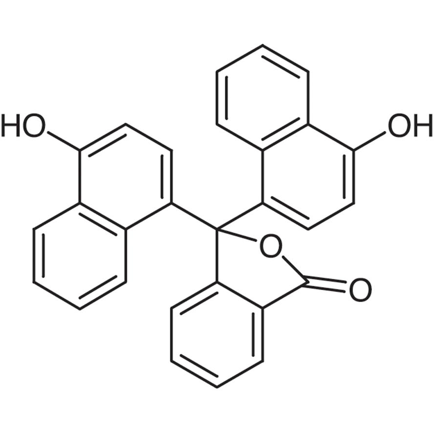 α-Naphtholphthalein
