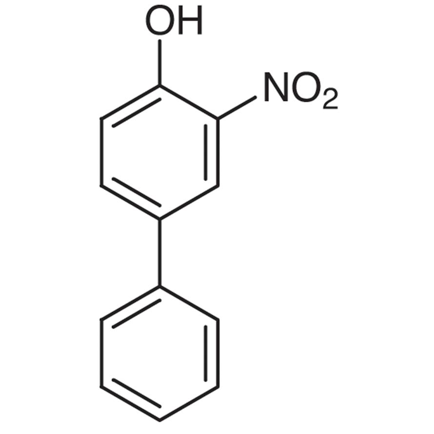 4-Hydroxy-3-nitrobiphenyl