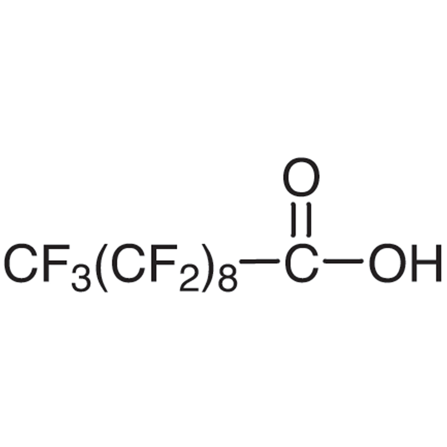 Nonadecafluorodecanoic Acid