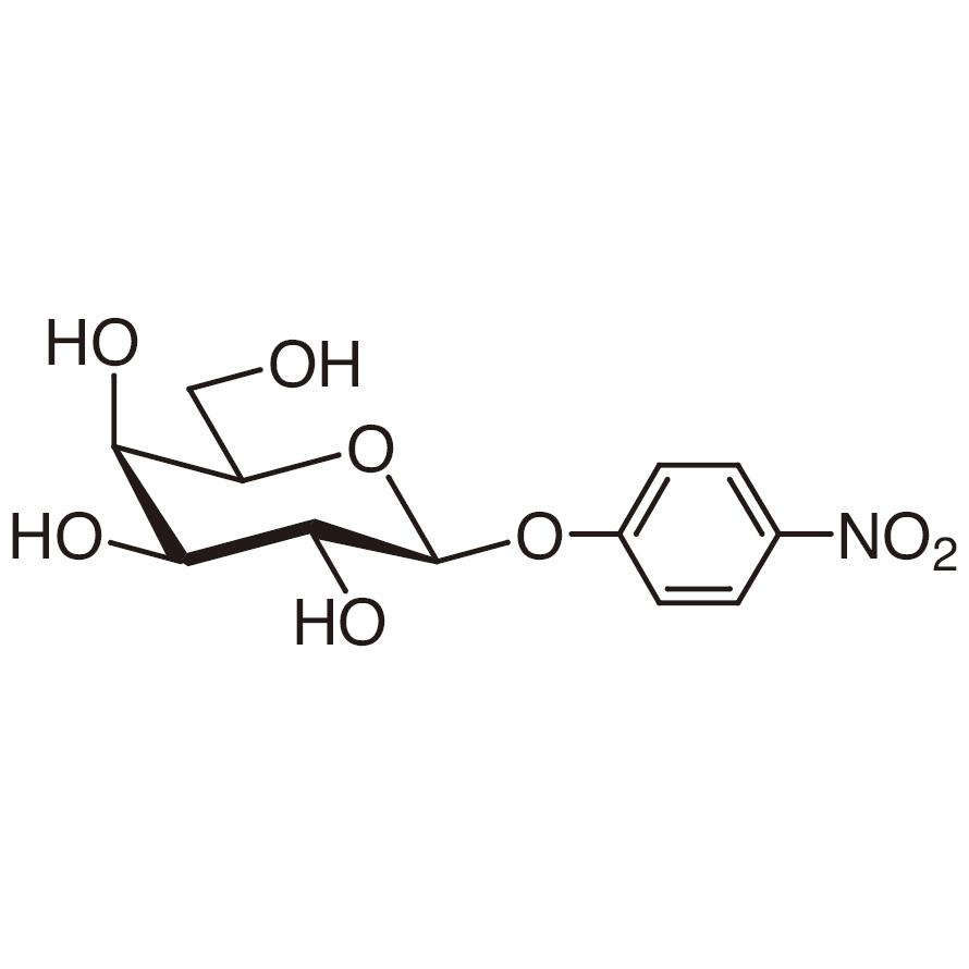 4-Nitrophenyl -D-Galactopyranoside [Substrate for -Galactosidase]
