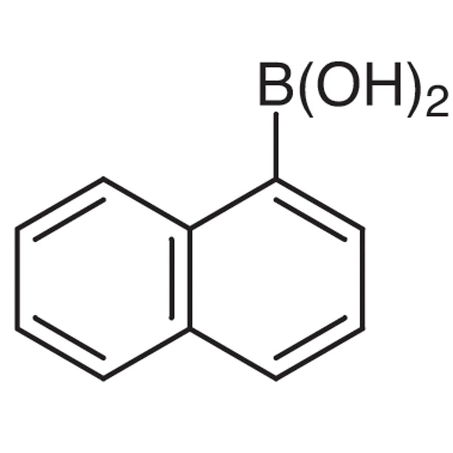 1-Naphthaleneboronic Acid (contains varying amounts of Anhydride)