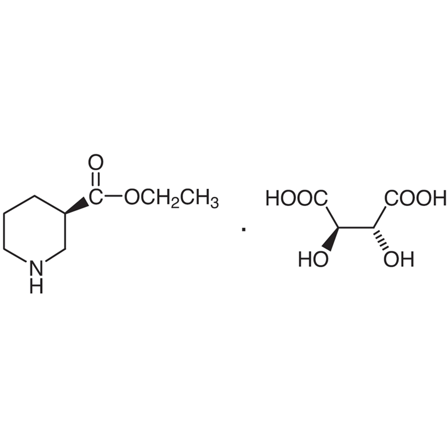 Ethyl (R)-3-Piperidinecarboxylate L-Tartrate