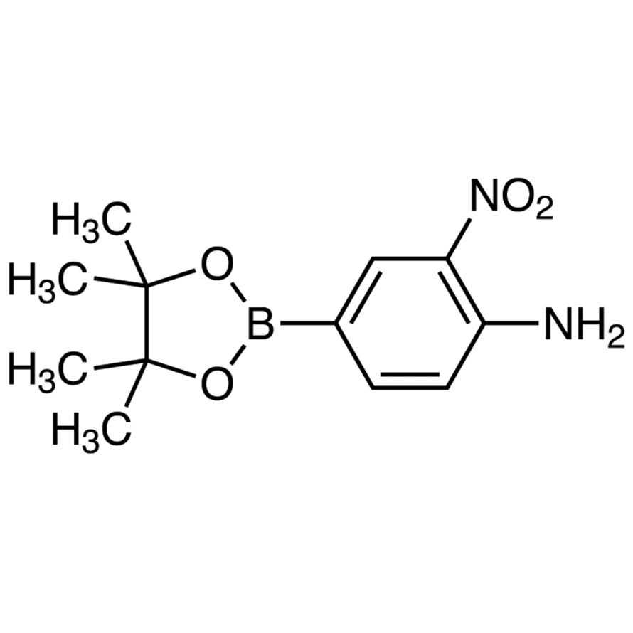 2-Nitro-4-(4,4,5,5-tetramethyl-1,3,2-dioxaborolan-2-yl)aniline