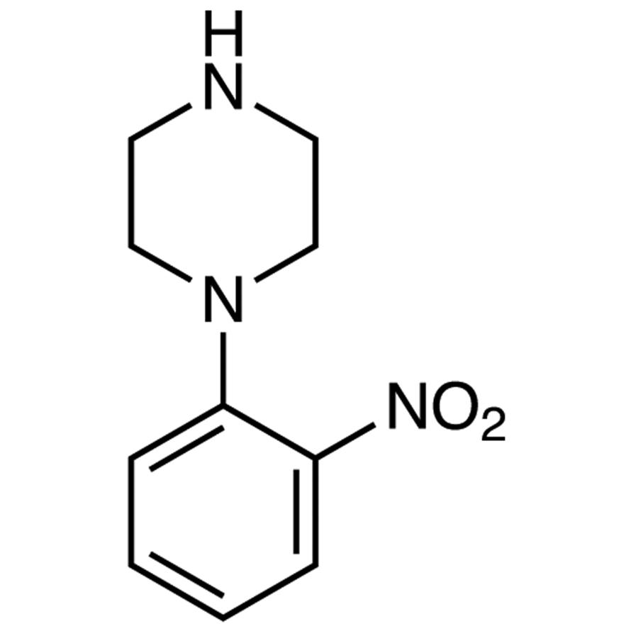 1-(2-Nitrophenyl)piperazine