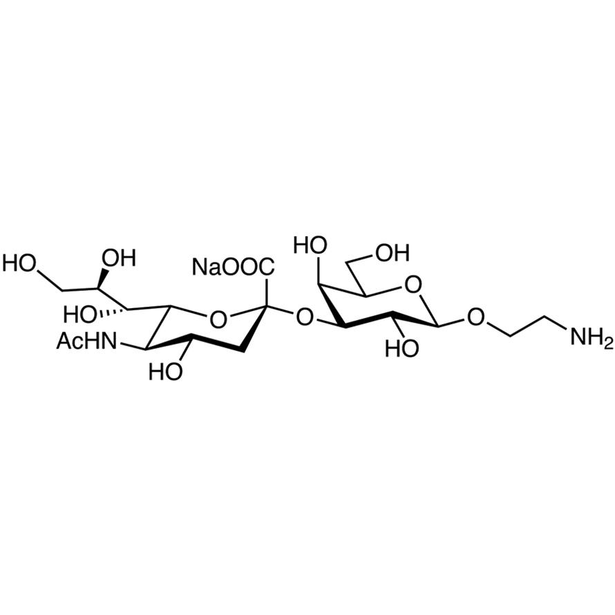 Neu5Ac(2-3)Gal--ethylamine