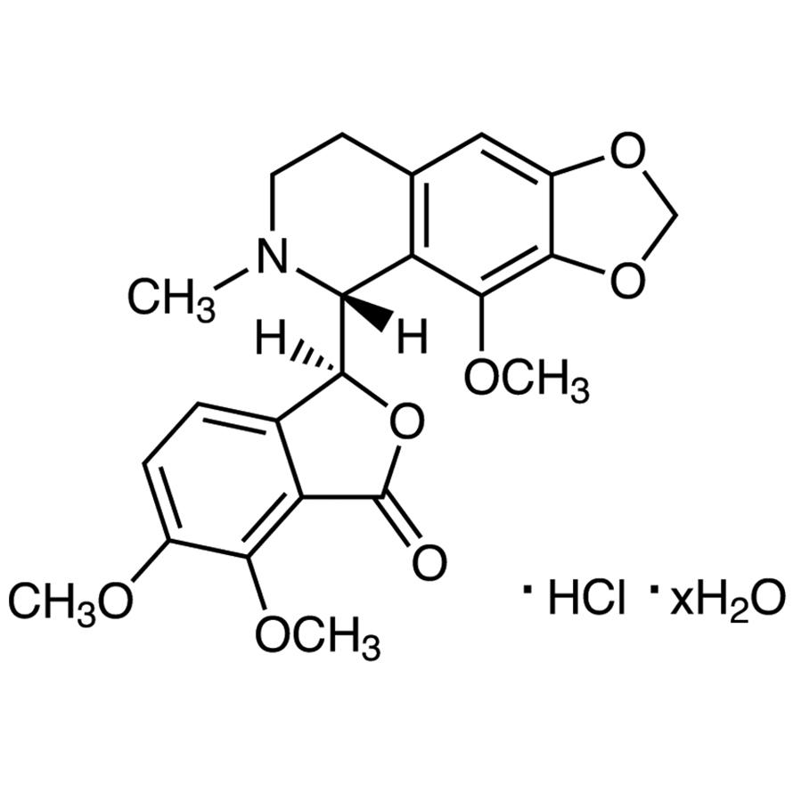 Noscapine Hydrochloride Hydrate