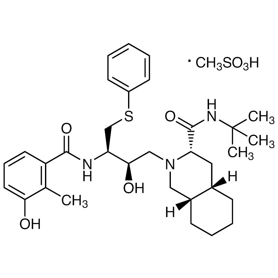 Nelfinavir Mesylate Hydrate
